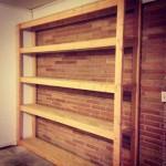 Storage Shelves Plans