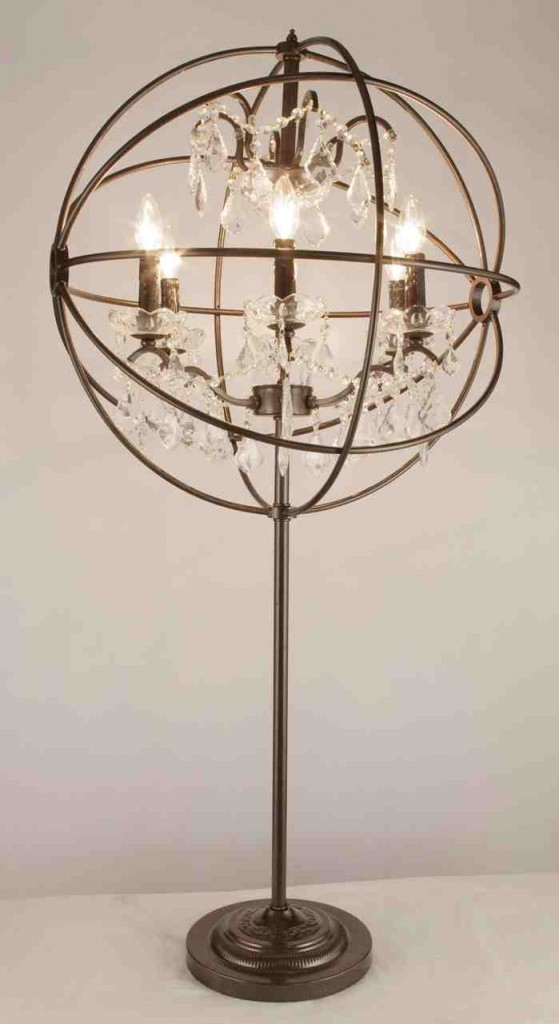 Wrought Iron Candelabra
