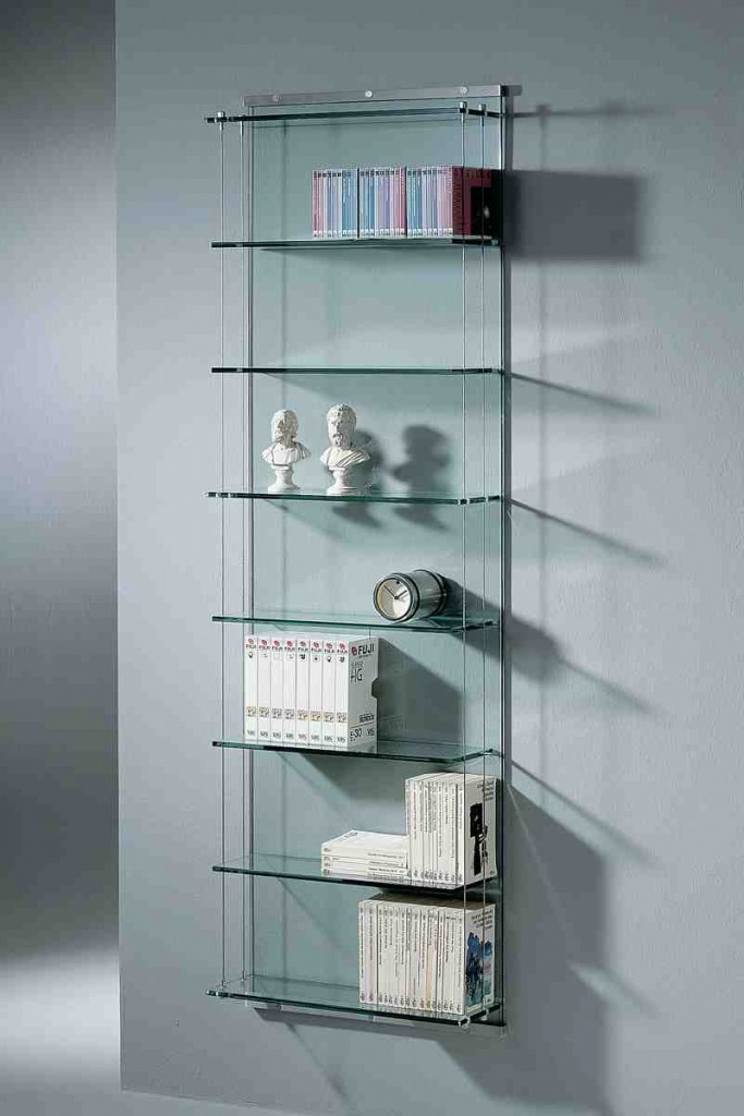 Glass Shelving System