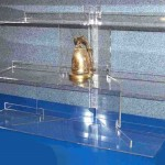 Plexiglass Shelves