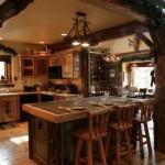 Log Cabin Decor Cheap