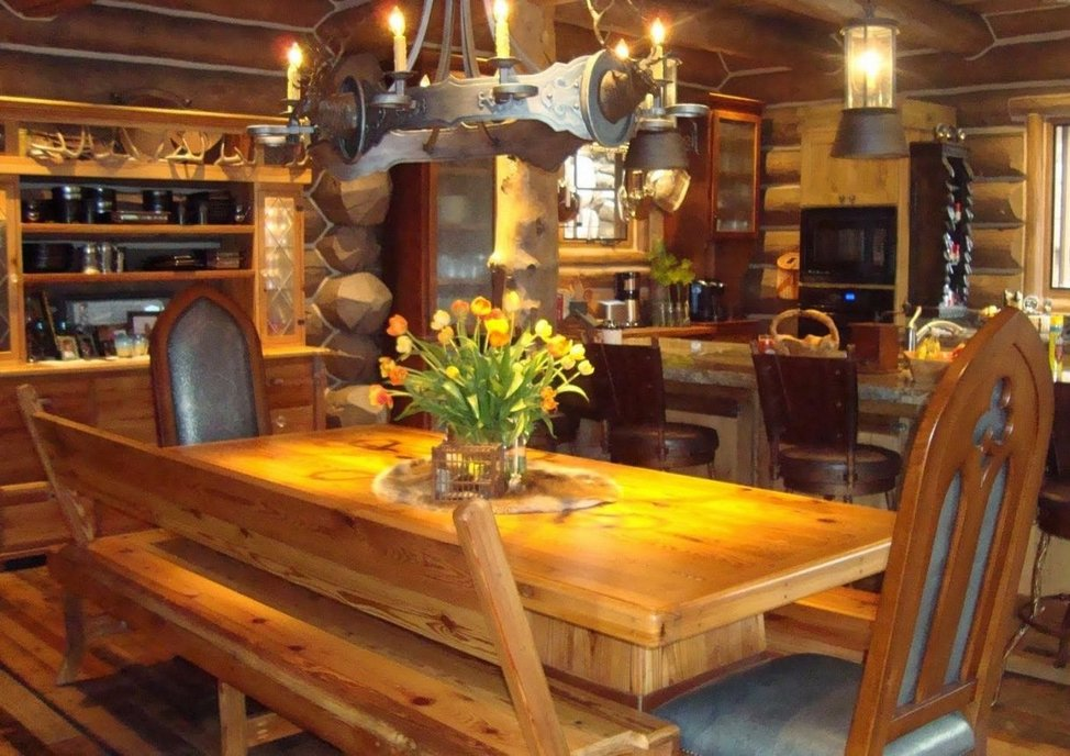 Log Cabin Furniture And Decor