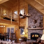Log Cabin Interior Decorating