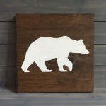 Bear Decor For Cabins