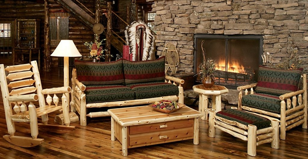 Cabin And Lodge Decor