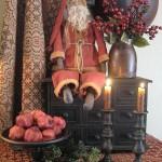 Country Christmas Decor Ideas