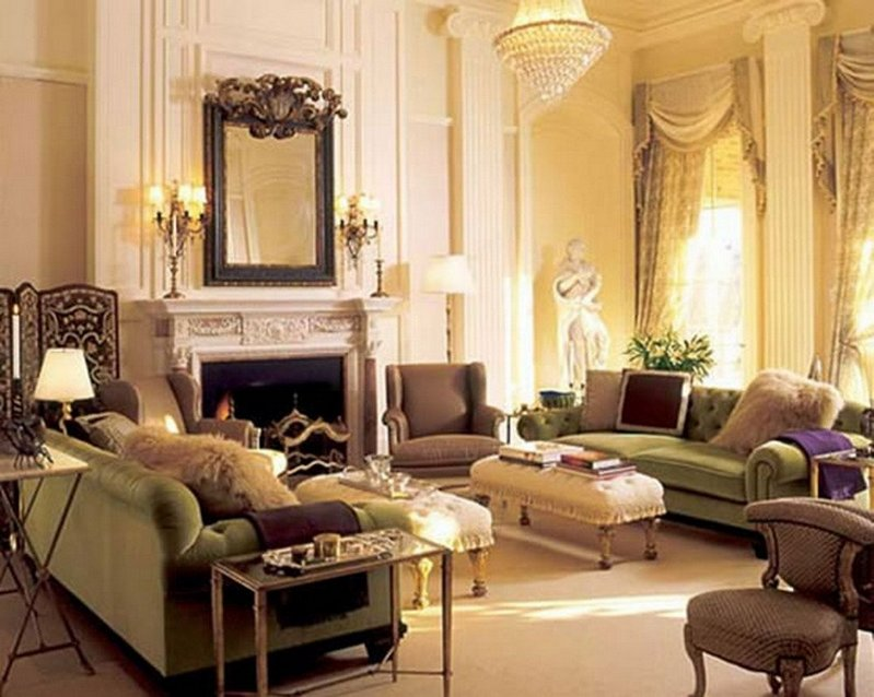 Country Victorian Decorating Ideas