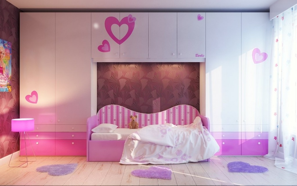 Cute Girl Room Decor