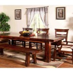 Farm Table Dining Room Set
