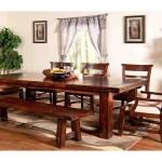 Farm Table Dining Room Set