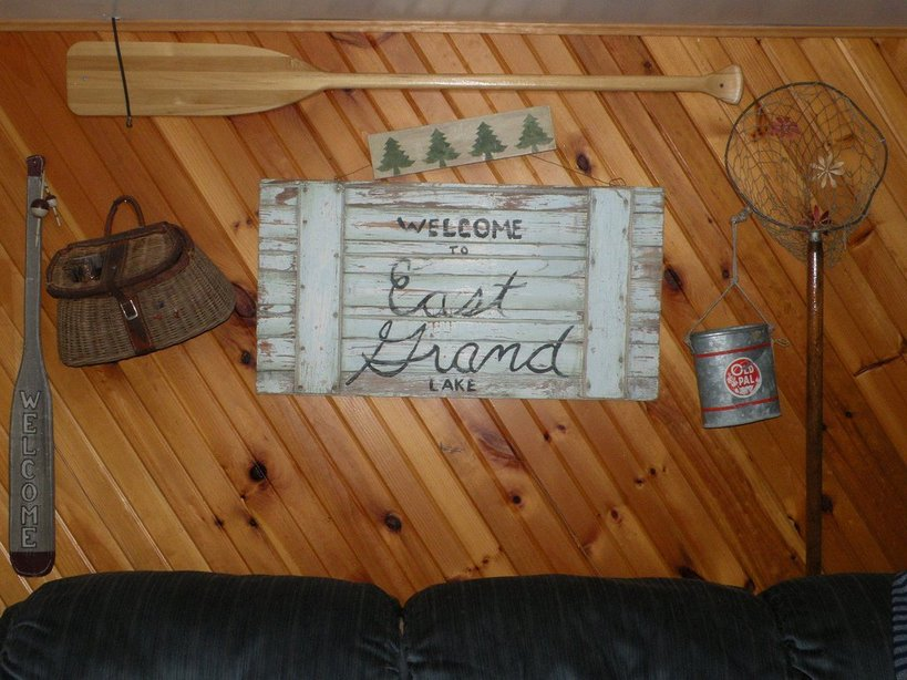 Fishing Cabin Decorating Ideas