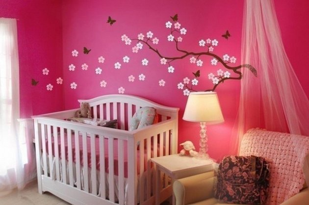 Little Girl Room Decor Ideas
