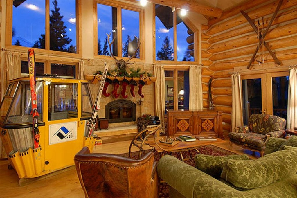 Mountain Cabin Decorating Ideas