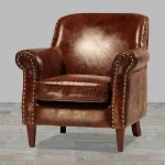 Nailhead Club Chair