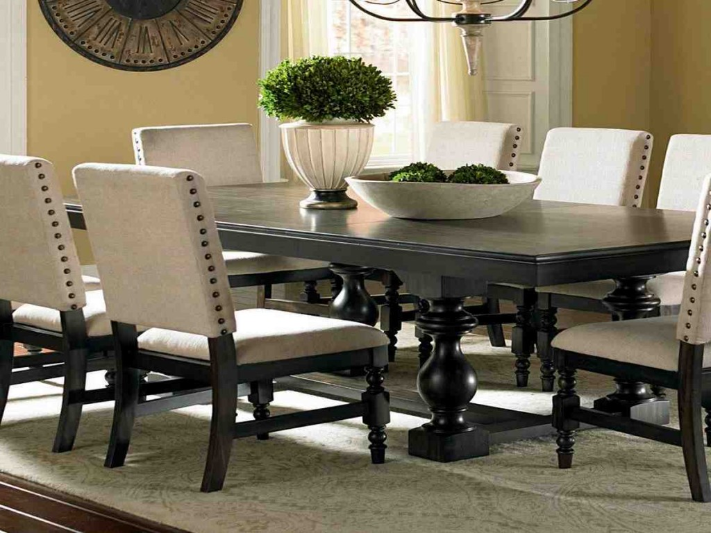 Tall Dining Room Table Sets