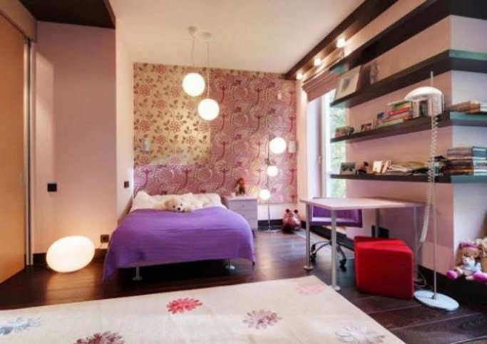 Teenage Girl Room Decor Ideas