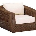 Wicker Club Chair