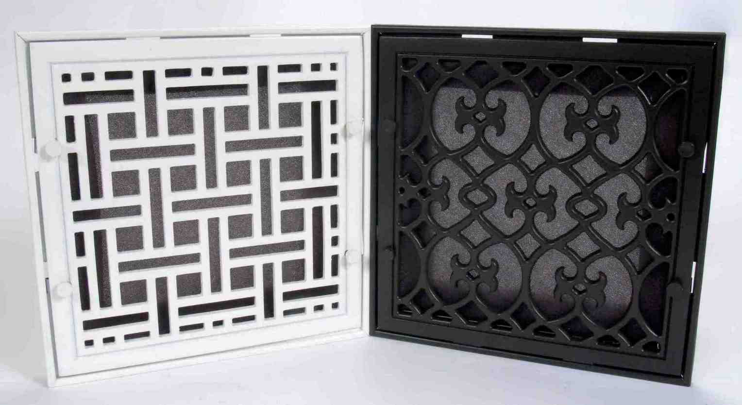 Indoor Wall Air Conditioner Cover Decor Ideasdecor Ideas