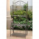 Bakers Rack Plant Stand