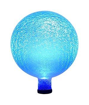Blue Gazing Ball