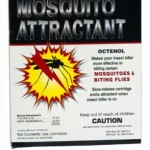 Bug Zapper Mosquito Attractant