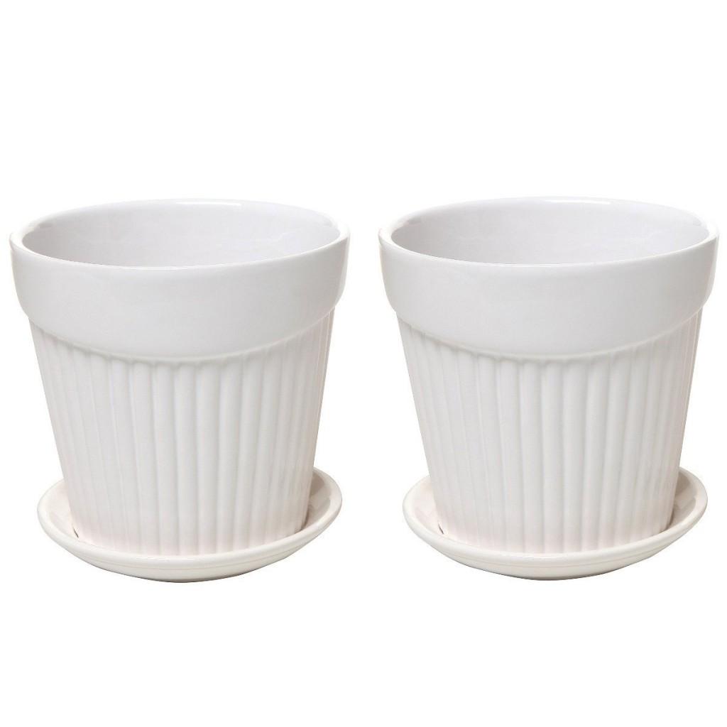 Ceramic Plant Pot Saucers