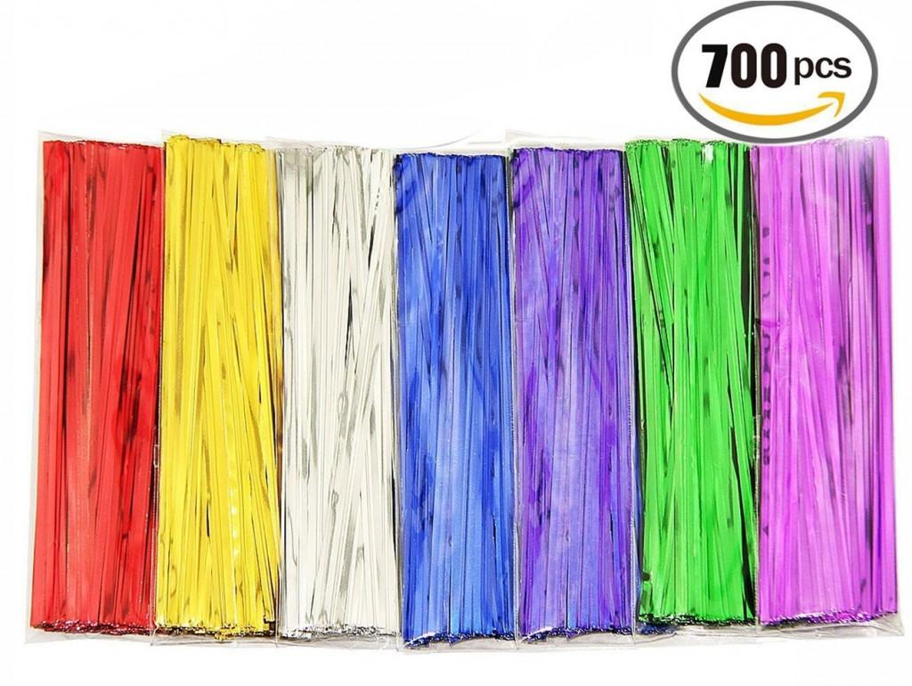 Colored Twist Ties