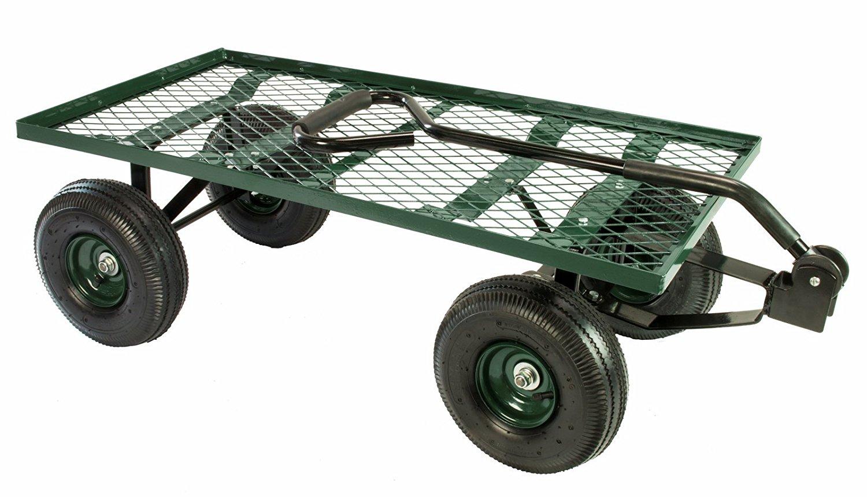 Flatbed Garden Cart Decor Ideasdecor Ideas