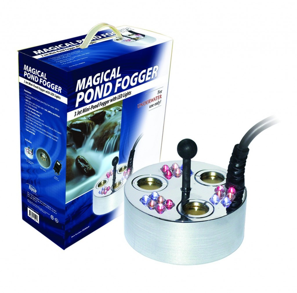 Floating Pond Fogger