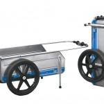 Folding Yard Cart