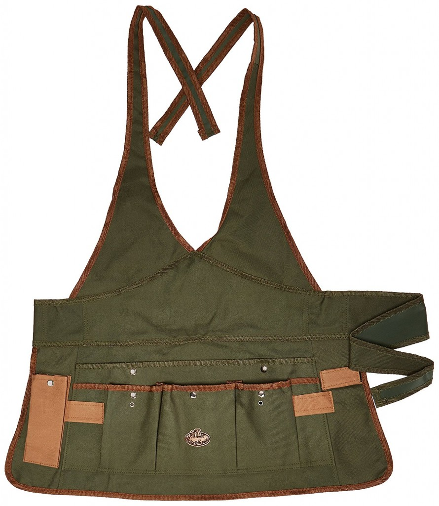 Garden Apron With Pockets