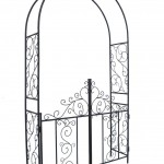 Garden Arbors With Gates