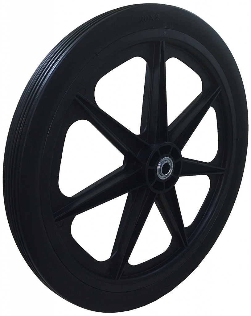 Garden Cart Replacement Wheels
