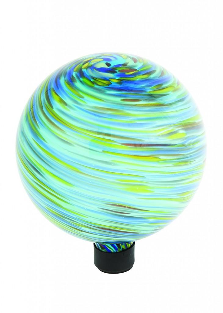 Hand Blown Glass Gazing Balls