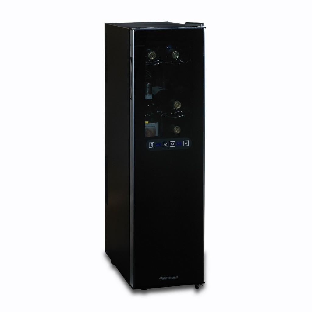 18 Bottle Dual Zone Wine Cooler