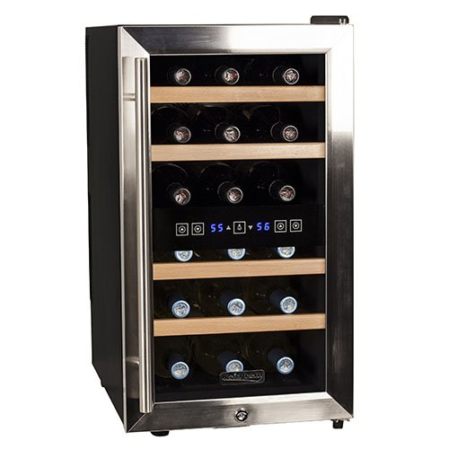 18 Bottle Wine Cooler