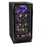 18 Inch Built In Wine Cooler
