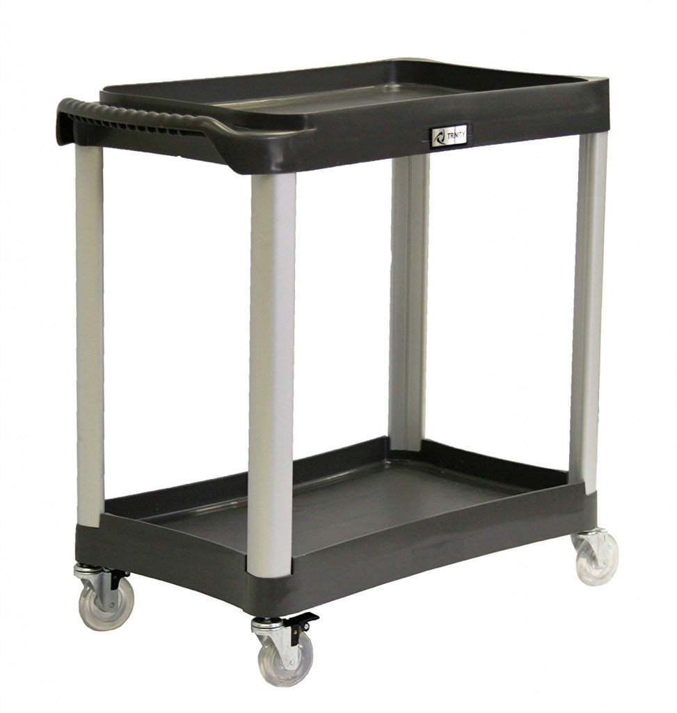 2 Tier Utility Cart