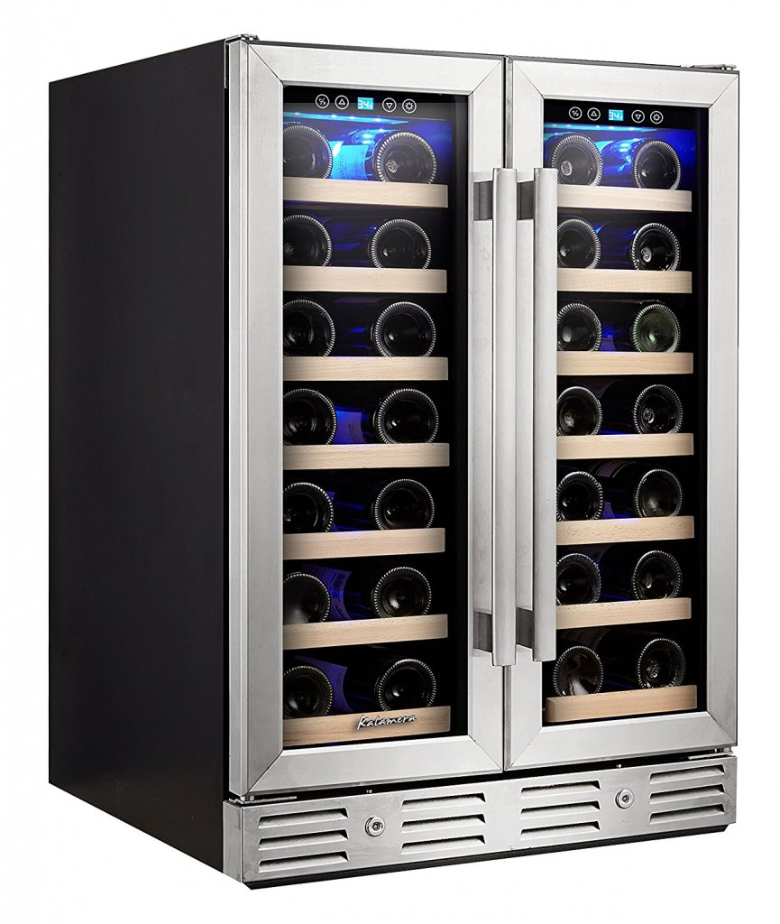 24 Bottle Wine Cooler Decor Ideasdecor Ideas