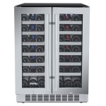 24 Wide Wine Cooler