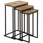 3 Piece End Tables