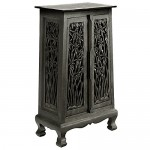 Cabinet End Table