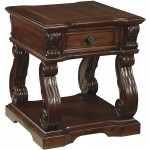 End Table Alymere Collection