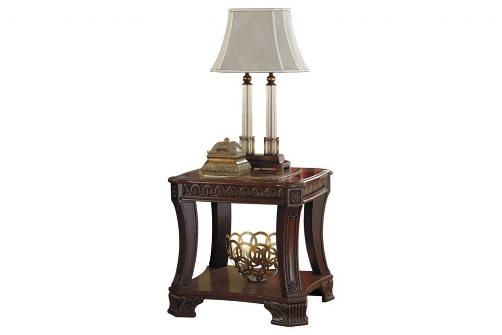 Square End Table Ledelle