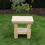 Amish End Tables