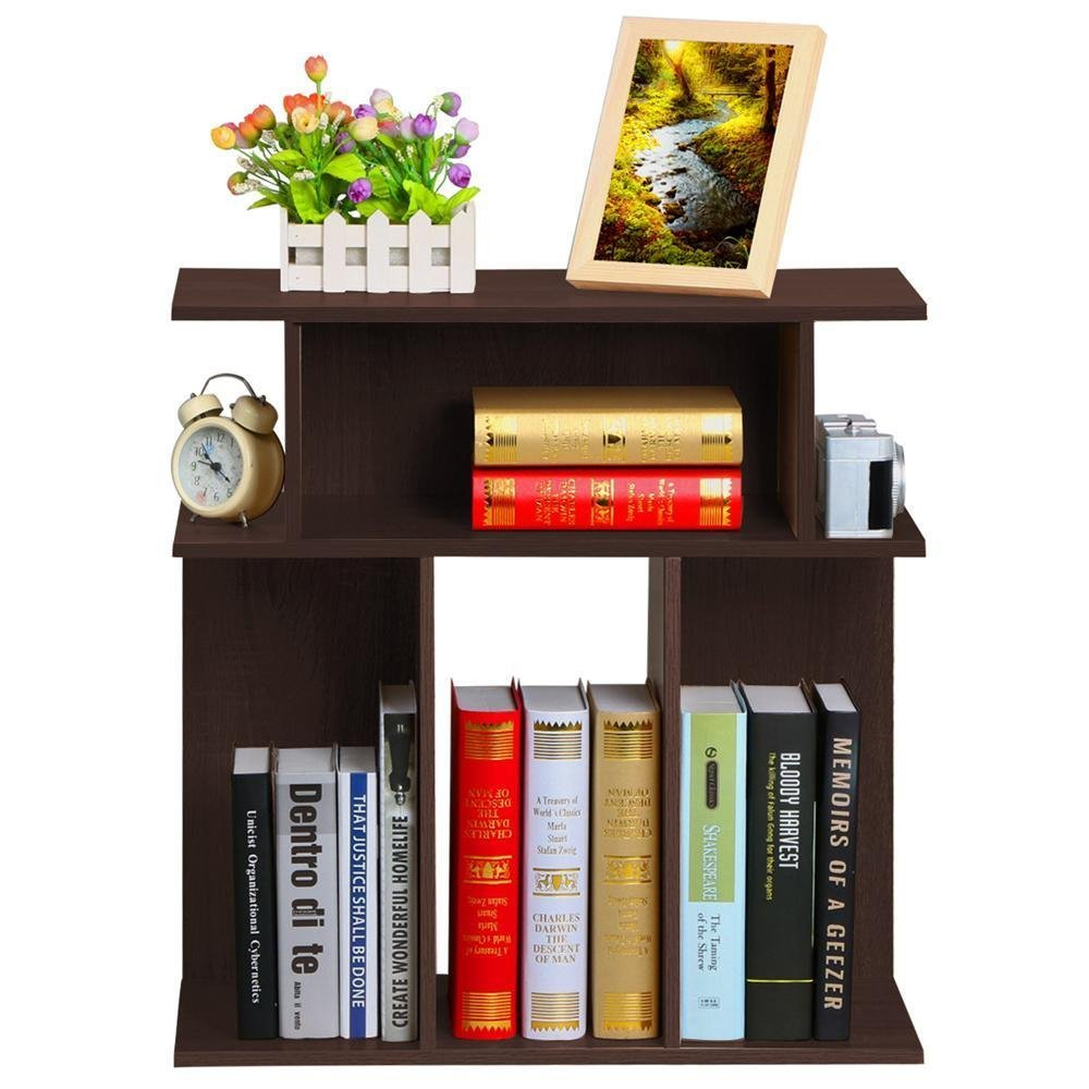 Bookshelf End Table