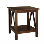 Brown End Tables