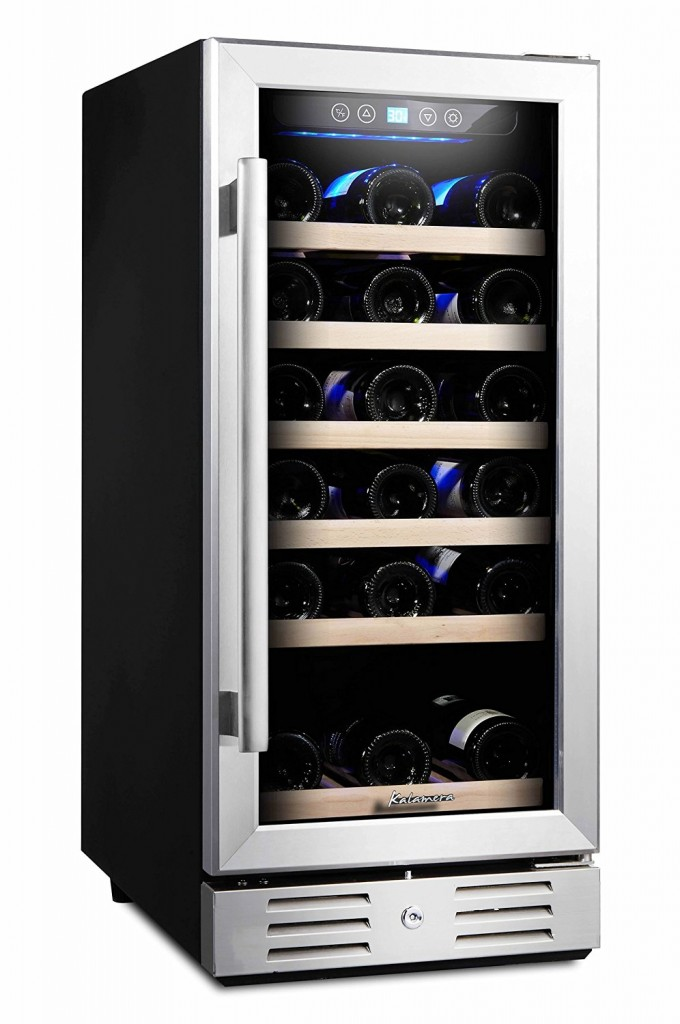 Built in wine cooler decor ideasdecor ideas for Decor wine cooler