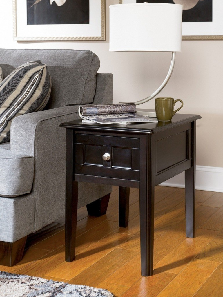 Butler End Table
