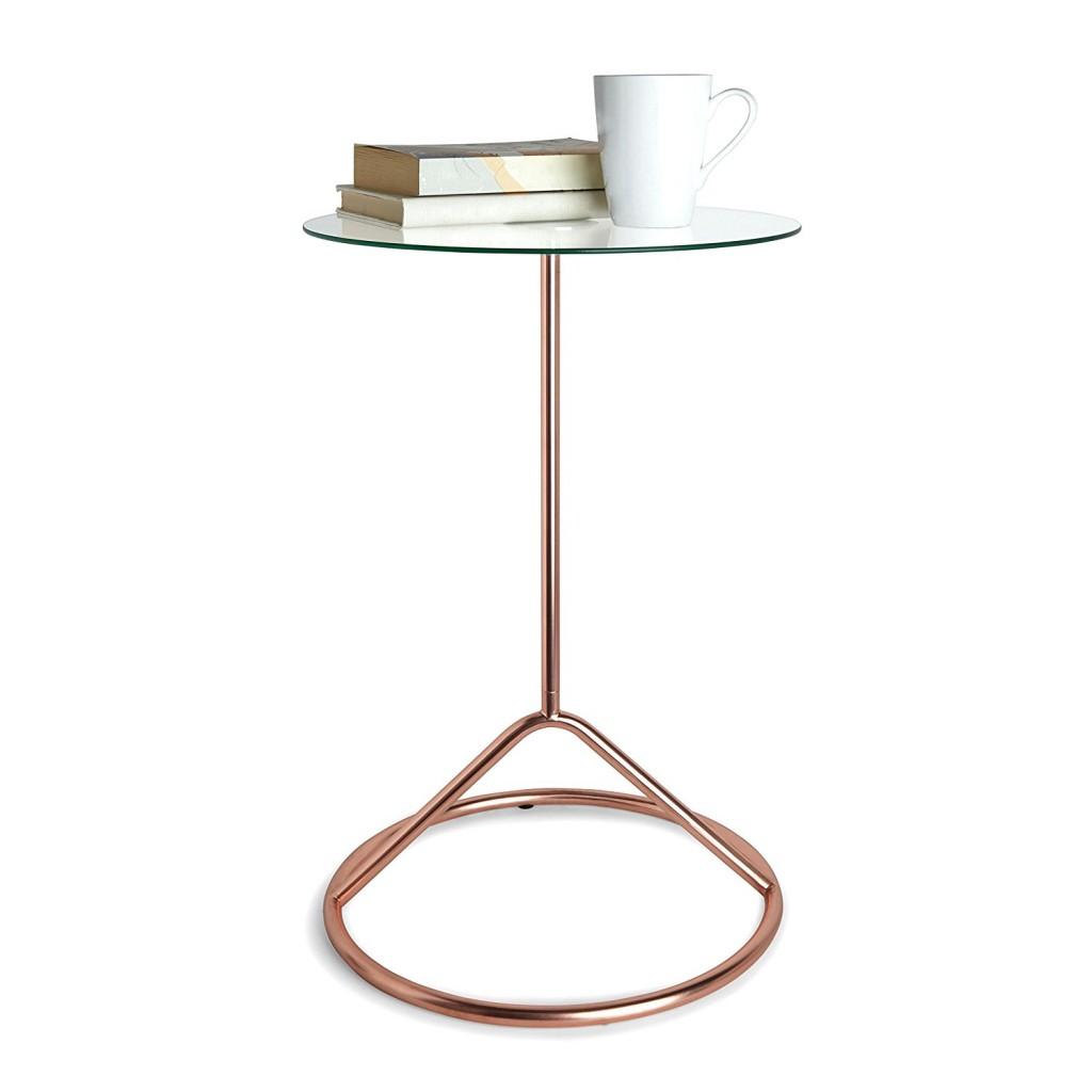 Copper End Tables